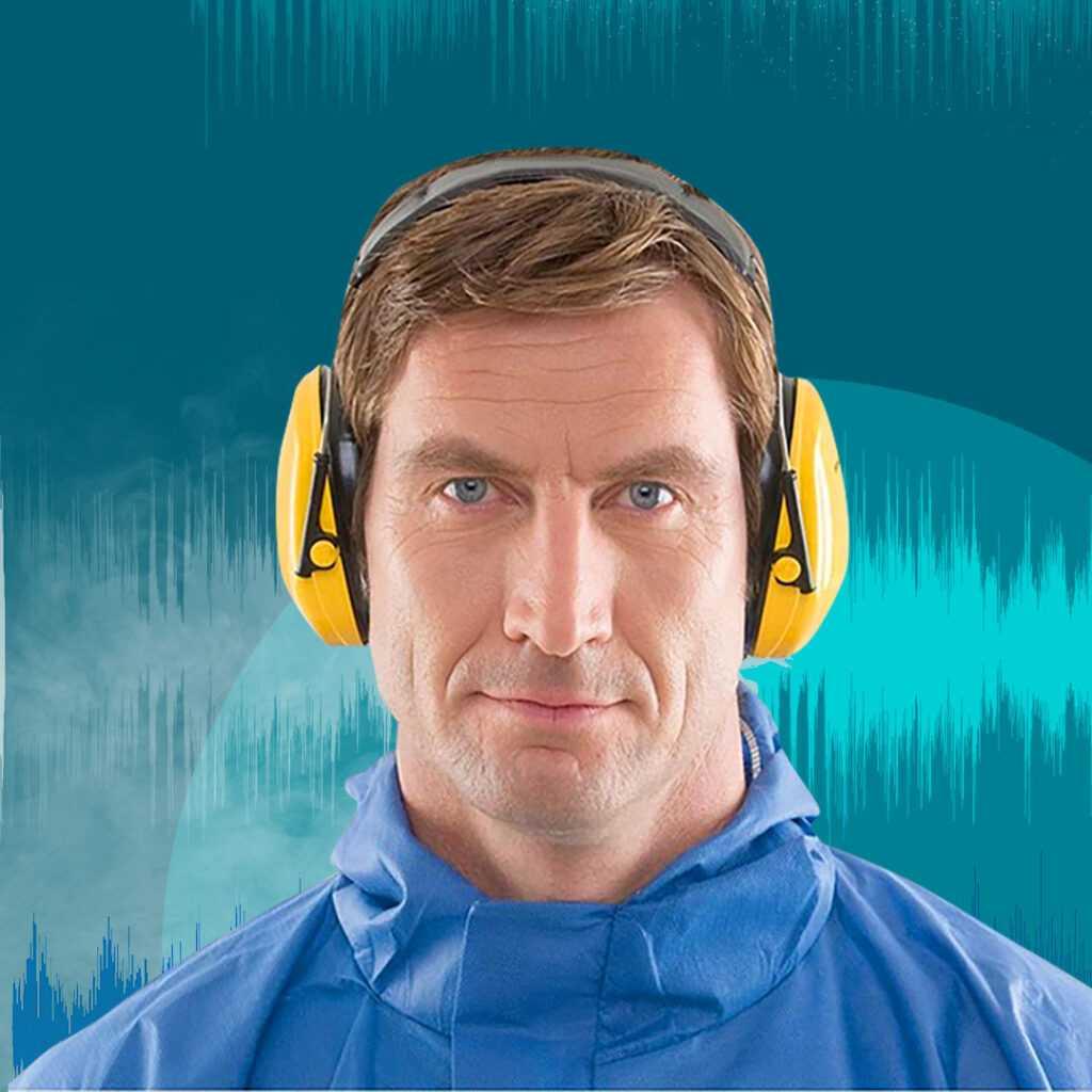 Защита слуха 3М